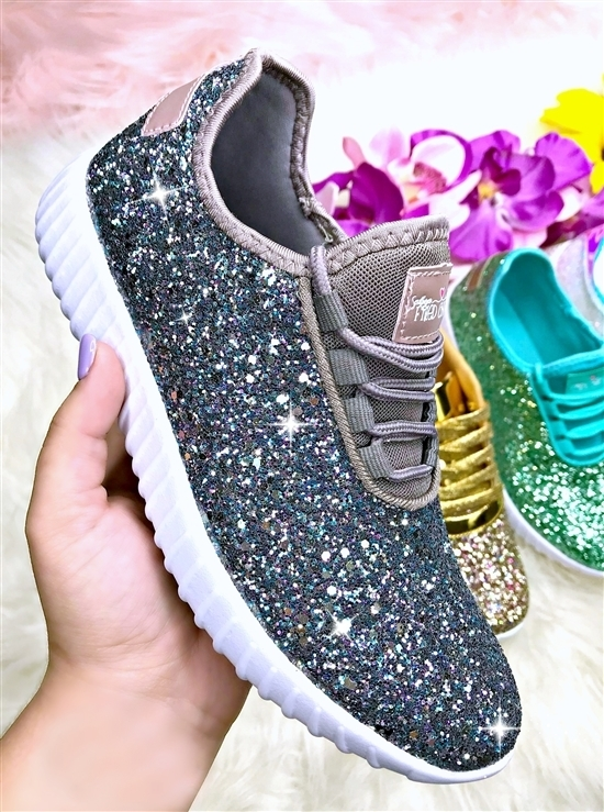 Glitter Bomb Sneakers (PREORDER