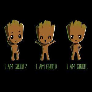 1e05b824 I Am Groot - Product Image