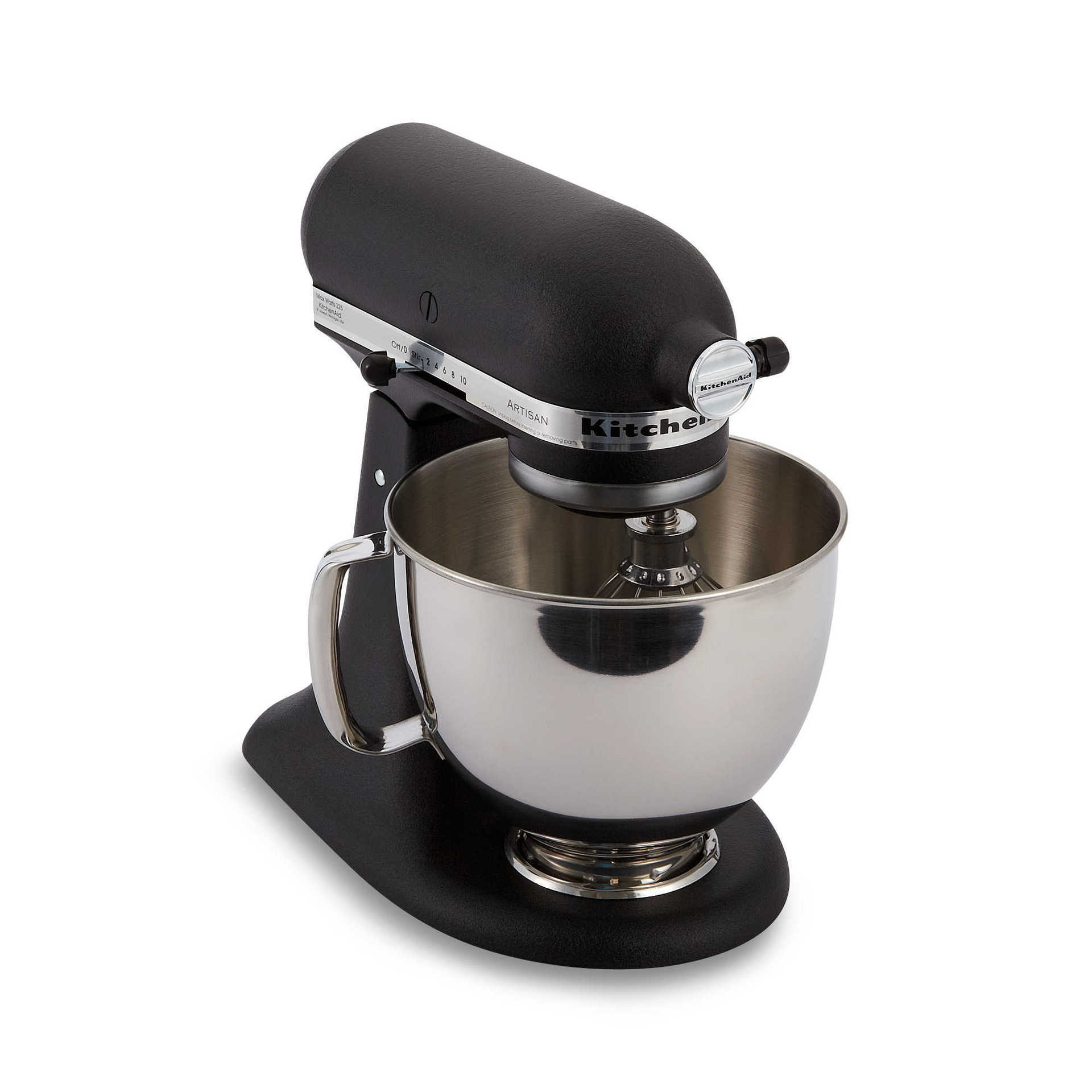 KitchenAid® Artisan® 5 qt. Stand Mixer in Imperial Black